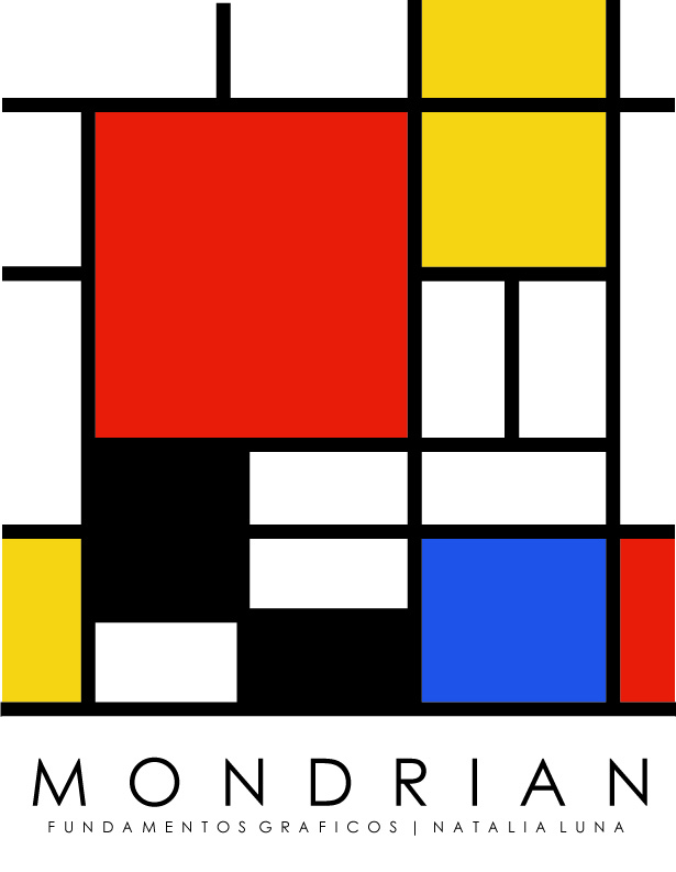 mondrian book cover